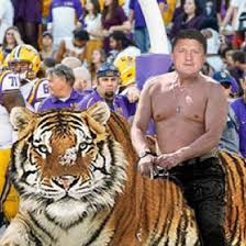 Image result for ed orgeron funny