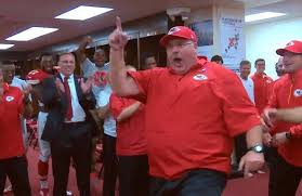 Image result for andy reid dancing