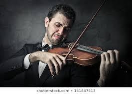 Image result for sad violin player