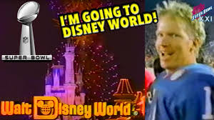 Image result for im going to disney world super bowl