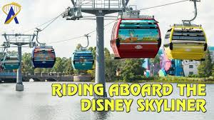 Image result for disney skyliner