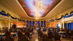 Image result for be our guest dinner
