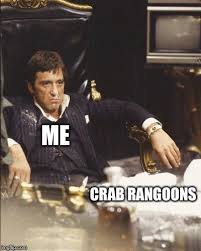 Image result for crab rangoon funny