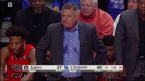 Image result for bruce pearl sweating