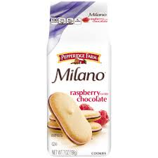 Image result for milano cookies chocolate raspberry