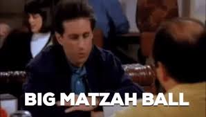 Image result for matzo ball seinfeld